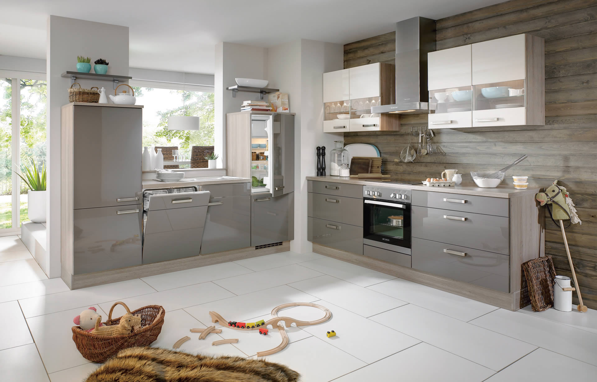 O reilly kitchens kitchens in carrickmacross co for Cuisine nobilia