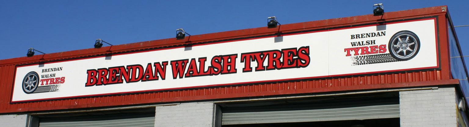 Brendan Walsh Tyres Limerick Auto Repairs In Limerick