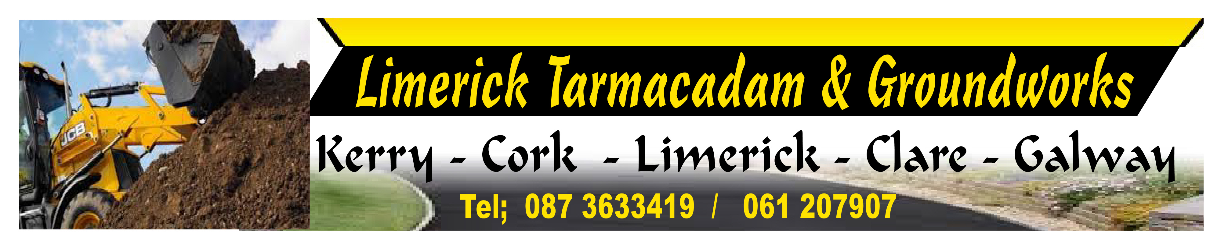 Limerick Groundworks And Tarmacadam Tarmacadam In