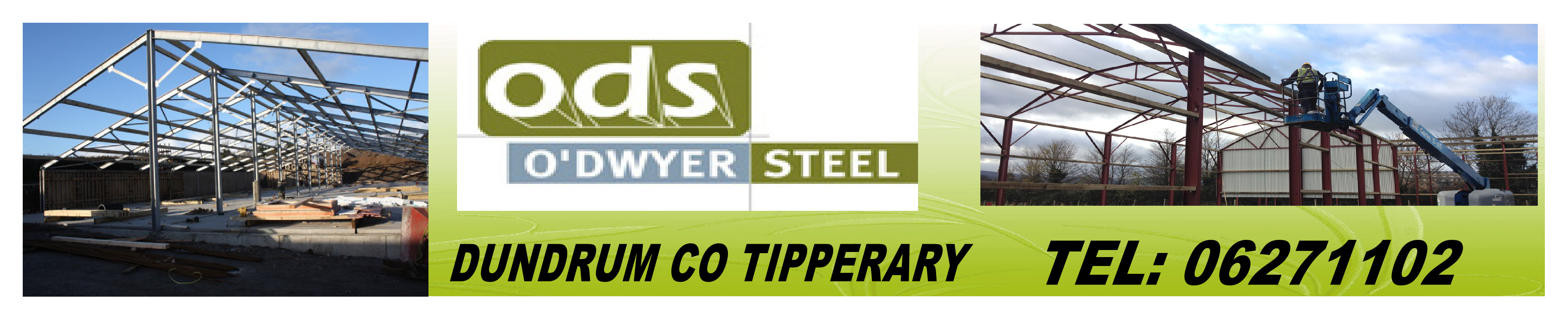 O Dwyer Steel Steel Sheds In Dundrum Co Tipperary