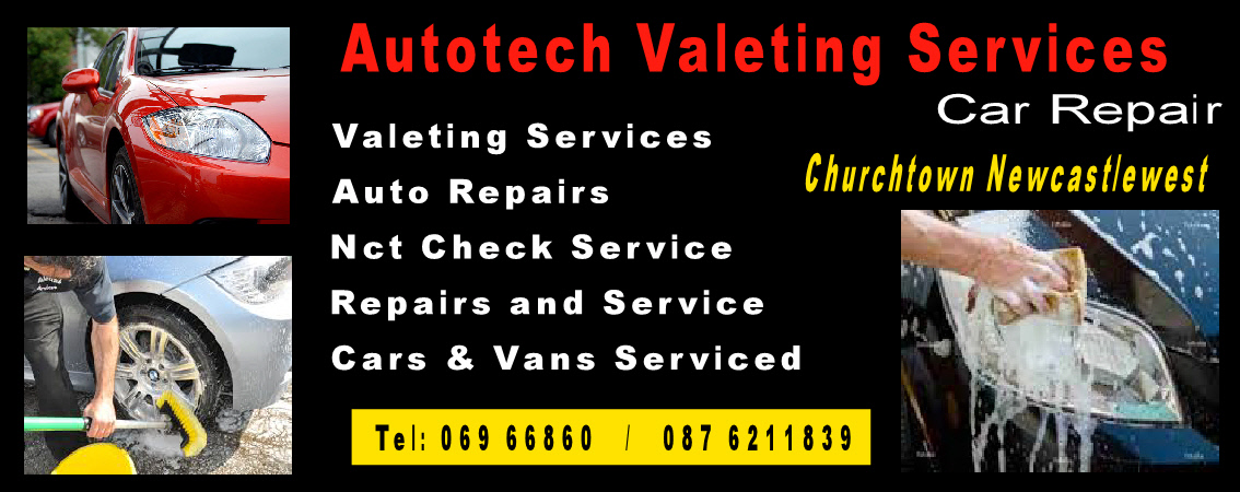 Autotech Newcastlewest Auto Repairs In Newcastle West