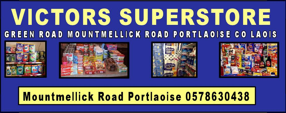 Victors Superstore Shopping Retail In Mountmellick Co