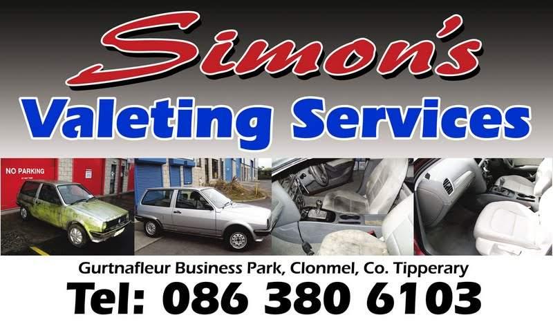 Car Valeting Service Clonmel
