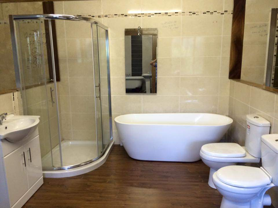 The Bath Shop | BATHROOMS AND TILES in New Ross, Co.Wexford | Shop ...