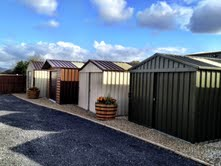 Garden Sheds Tipperary steeltech sheds | steel sheds in carrick on suir, co.tipperary