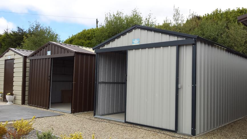 Trihys Saw Mills Garden Sheds In Youghal Cocork Shop For Business