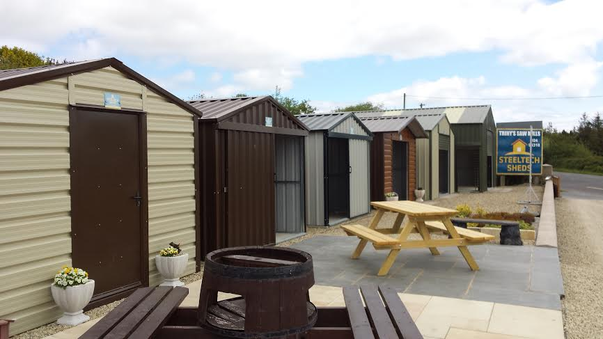 Garden Sheds Galway trihys saw mills | garden sheds in youghal, co.cork | shop for