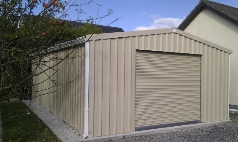 Garden Sheds Tipperary mss steel garden sheds | steel sheds in clonmel, co.tipperary