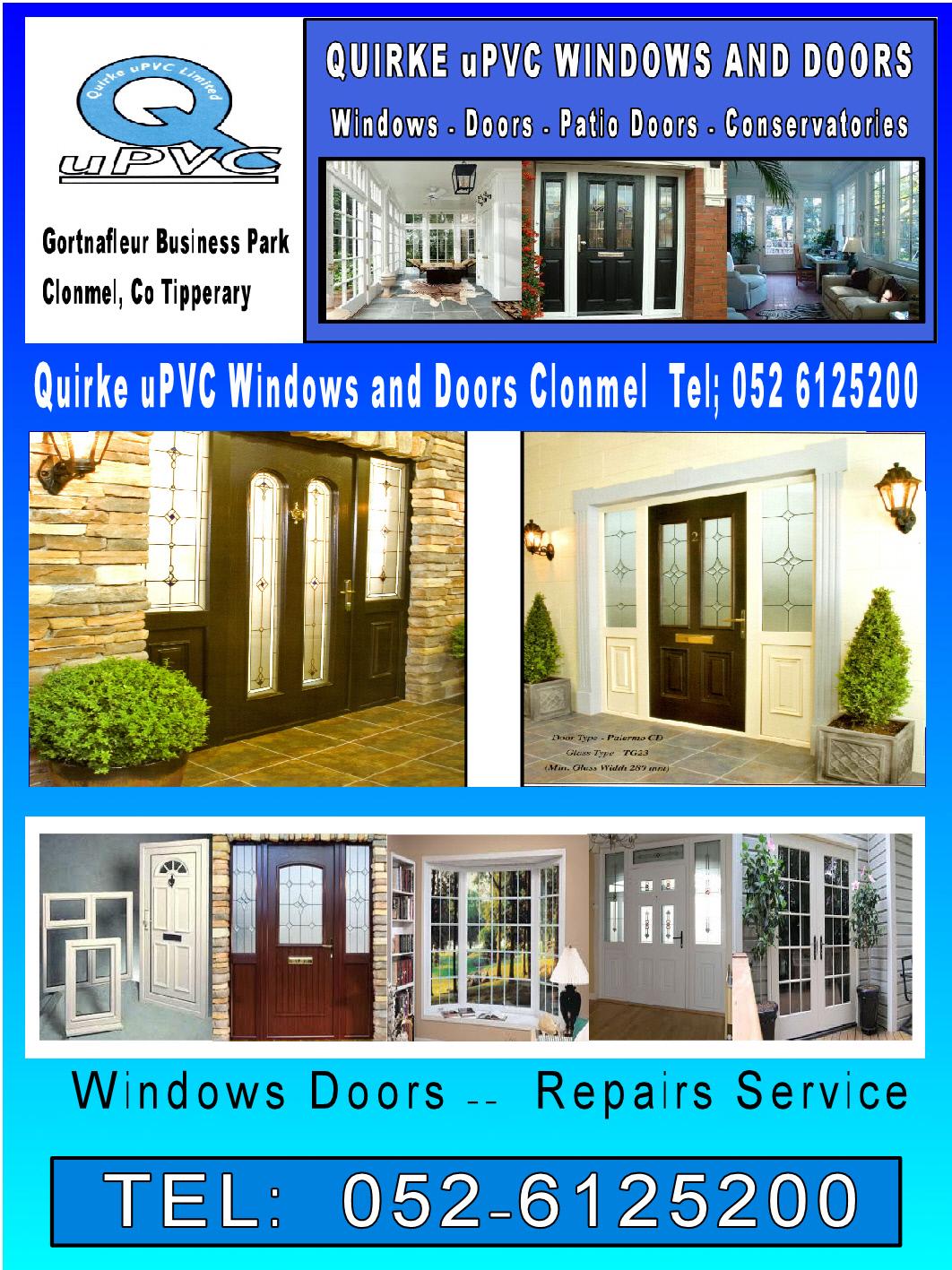 Address Gortnafleur Business Park Clonmel CoTipperary Contact 052 6125200
