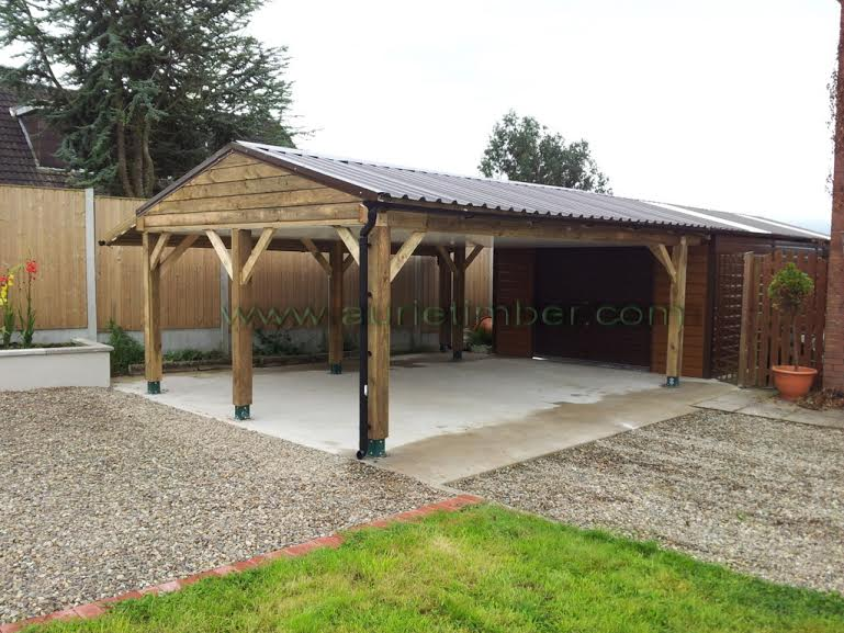 Aurie Timber Products Garden Sheds In Limerick Co