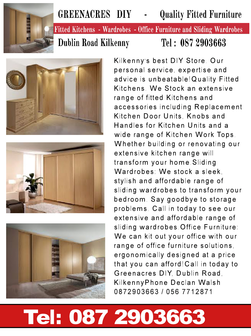 Green Acres Diy | kitchens in kilkenny, Co.Kilkenny | Shop For Business