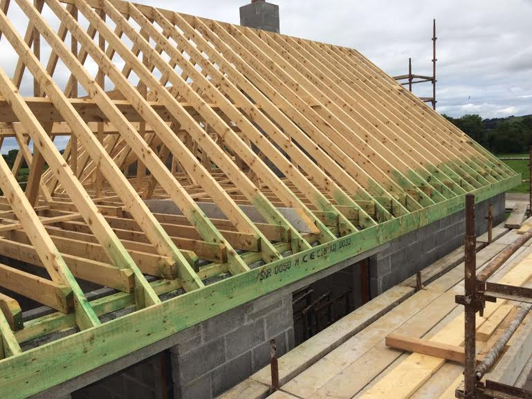john dawson roofing and building contractors commercial and residential builders and roofing in limerick providing quality - Building A Roof