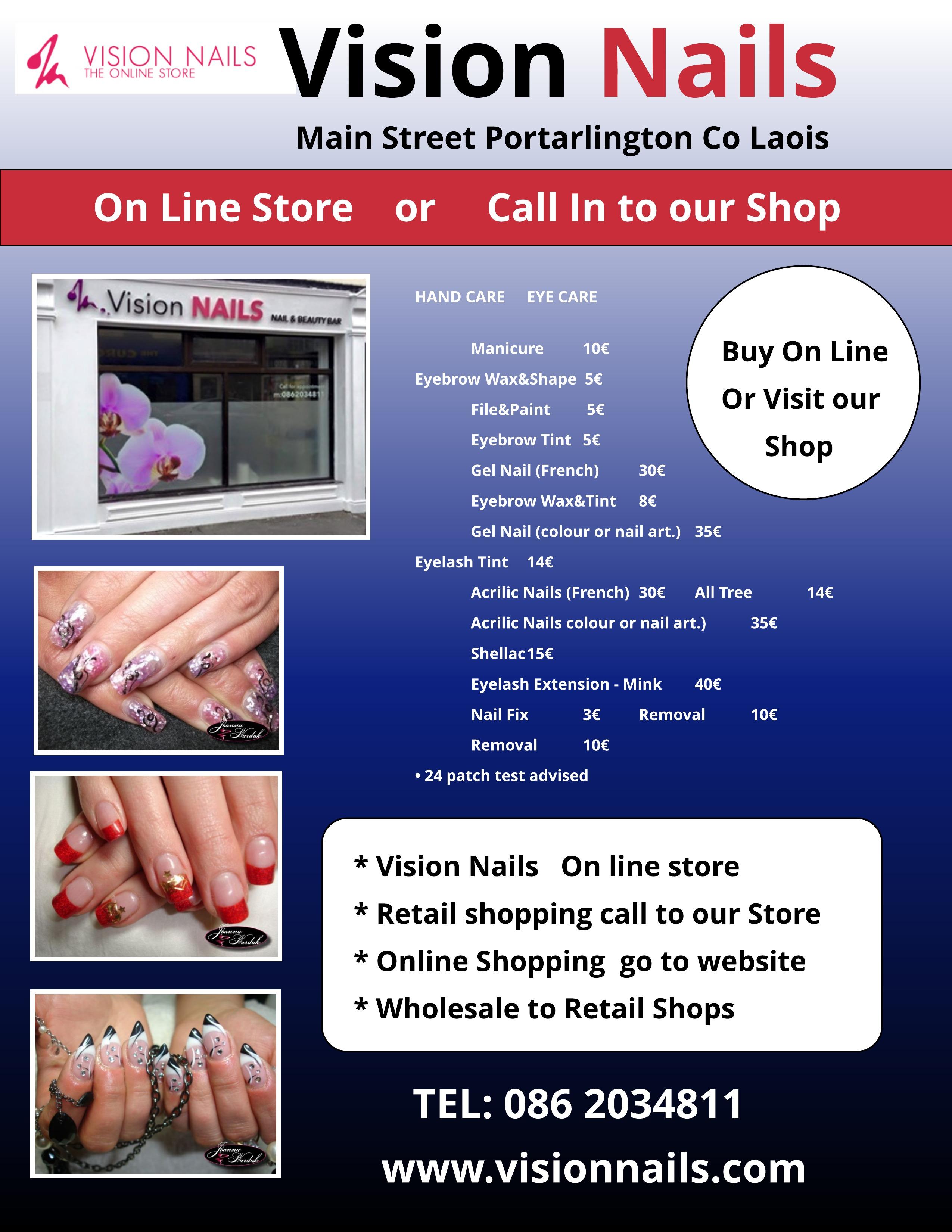 Mobile Gel Nails Meath | Splendid Wedding Company
